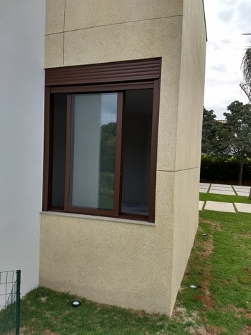 Janela de Alumínio e Vidro Preço Porto Feliz - Janela de Alumínio Branco