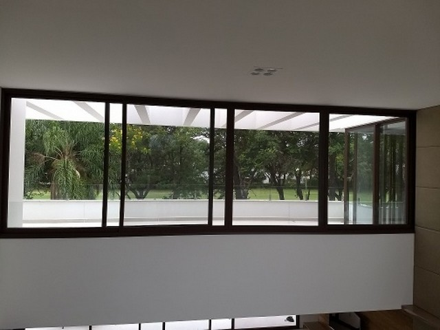Quanto Custa Esquadria de Alumínio com Vidro São Roque - Esquadria de Alumínio Anodizado
