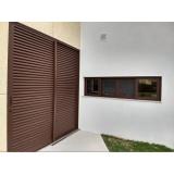 comprar portas em alumínio de correr Araçoiaba da Serra