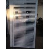 comprar portas em alumínio Itapetininga