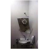 corrimão de alumínio para banheiro preço Tatuí