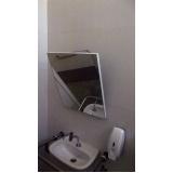corrimão de alumínio para banheiro Itu