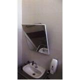 corrimão de alumínio para banheiro
