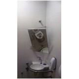 corrimãos de alumínio para banheiros Piedade