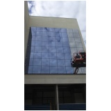 empresa de pele de vidro para fachada Itu