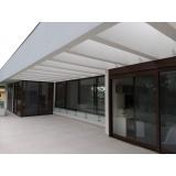 esquadria de alumínio com persiana integrada preço Araçoiaba da Serra