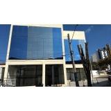 pele de vidro para fachada preço Araçoiaba da Serra