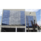 pele de vidro para fachada Boituva