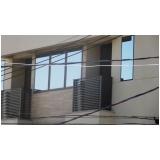peles de vidro em casas Tietê