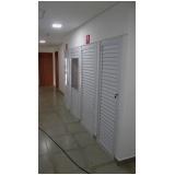 porta alumínio tipo veneziana Porto Feliz
