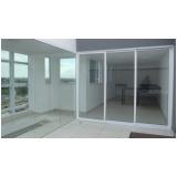portas de alumínio com vidro preço Porto Feliz
