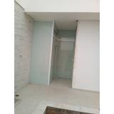 portas de vidro temperados de abrir Ibiúna