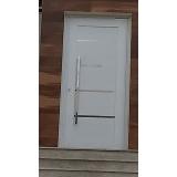 portas em alumínio São Roque