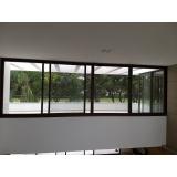 quanto custa janela de vidro temperado Porto Feliz