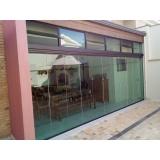 vidros temperados basculantes Porto Feliz
